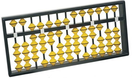 Difference between Chinese and Japanese Abacus